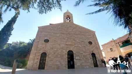 Iglesia de San Jorge en Madaba