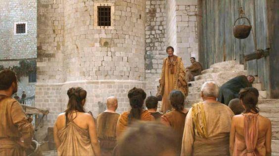 Desembarco del Rey. Foto: HBO