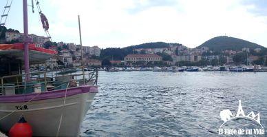 El puerto de Gruz