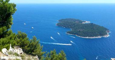 El teleférico de Dubrovnik