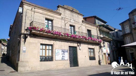 El ayuntamiento de Allariz