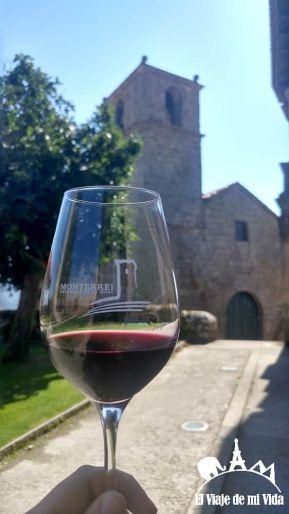 Cata de vinos de Monterrei