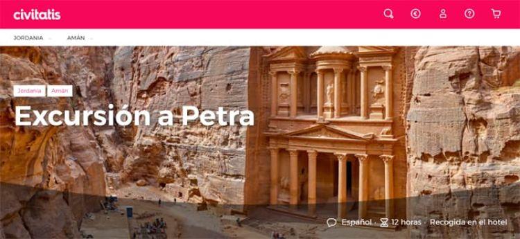 Excursión a Petra
