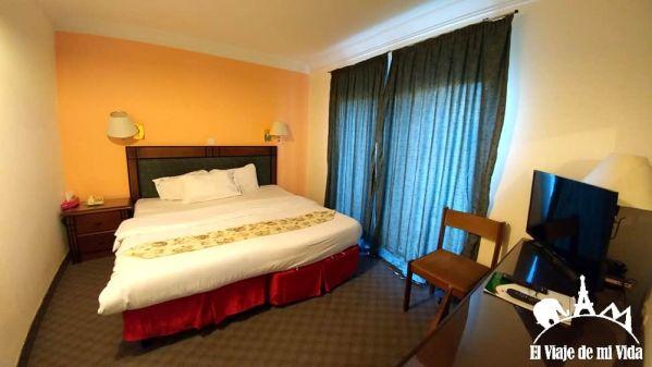 Hotel Edon en Wadi Musa