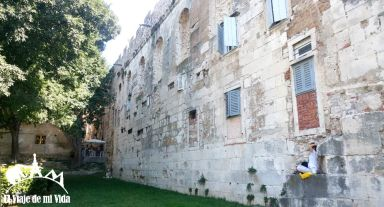 El Palacio Diocleciano
