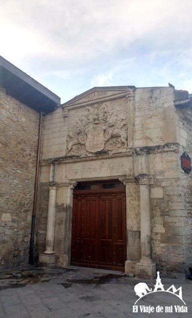 Casco histórico de Vitoria