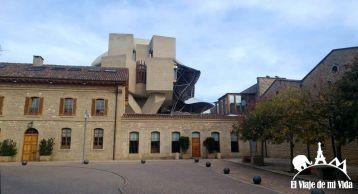 Los edificios históricos de Marqués de Riscal