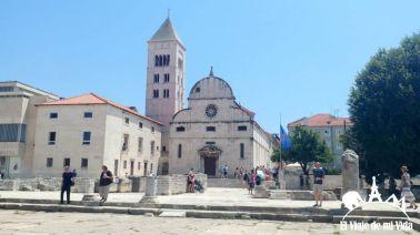 El Foro Romano de Zadar