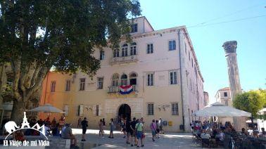 Calles de Zadar