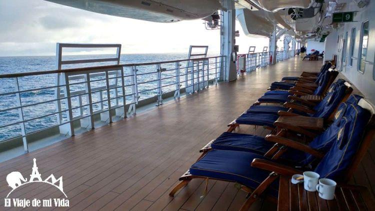 Crucero Queen Elizabeth