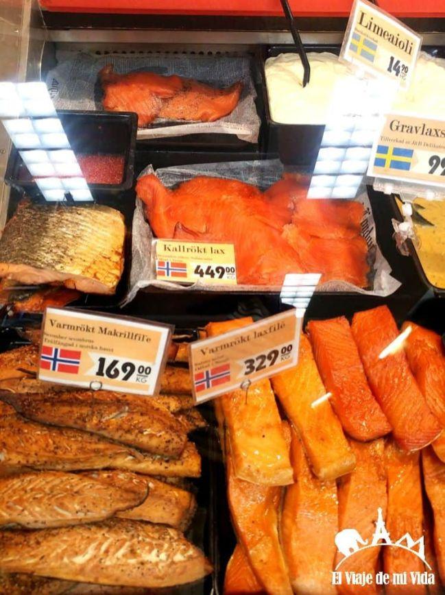 Precios en los supermercados