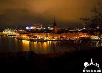 Guía y recomendaciones para viajar a Estocolmo