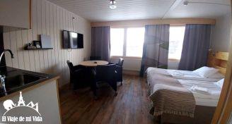 Suite doble en Camp Ripan
