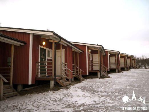 Casitas de Camp Ripan