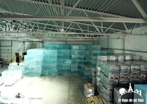 Fábrica del Ice Hotel
