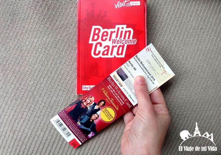Berlin Welcome Card
