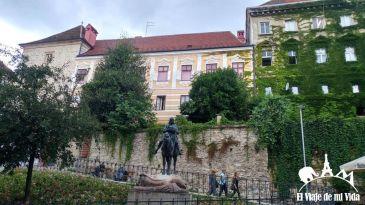 El barrio de Gradec