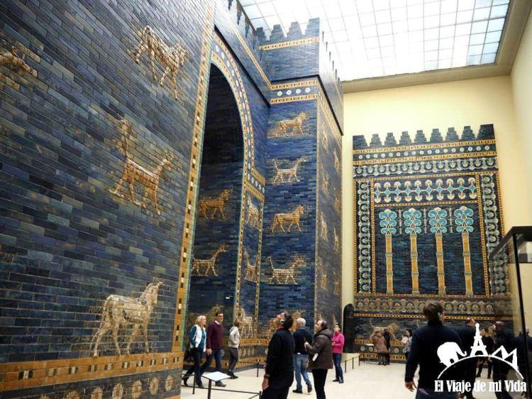 Museo de Pérgamo en Berlín