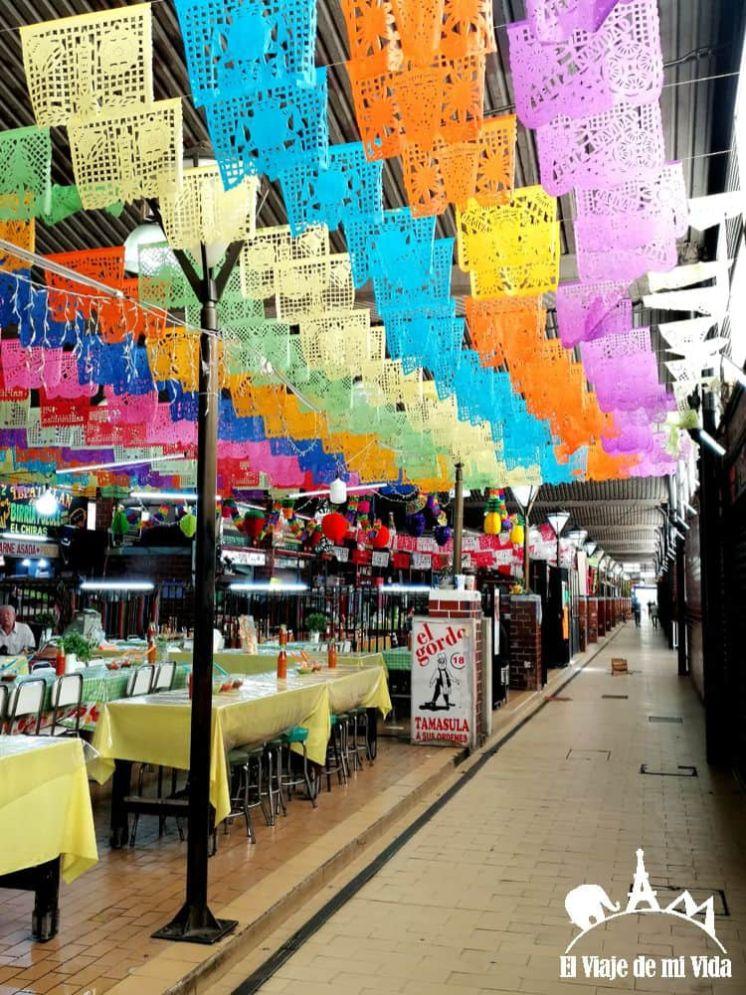 Mercado de Garibaldi