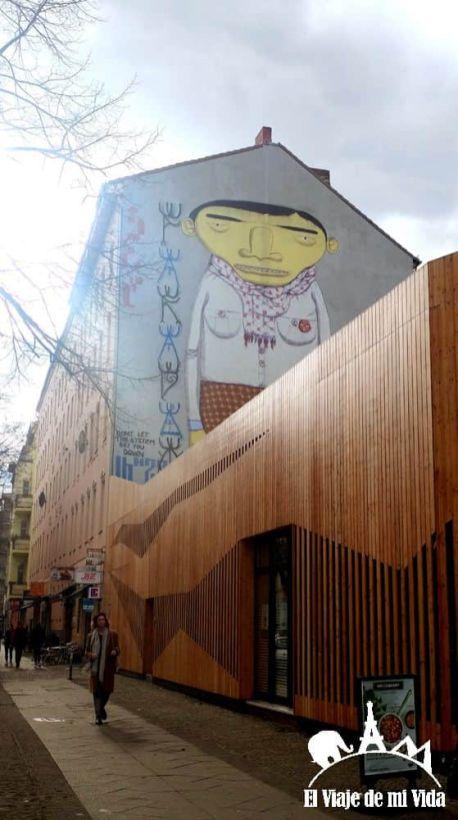 El barrio de Kreuzberg