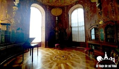 Interior de Sanssouci