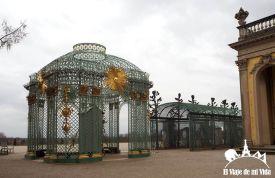 Exterior del Palacio de Sanssouci