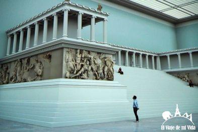 Pergamonmuseum. Das Panorama