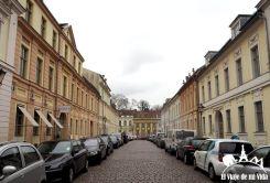 Calles del centro de Postdam