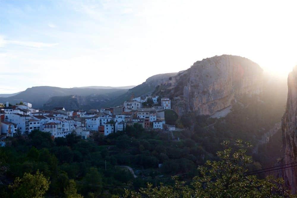 Viajar solo a Andalucía