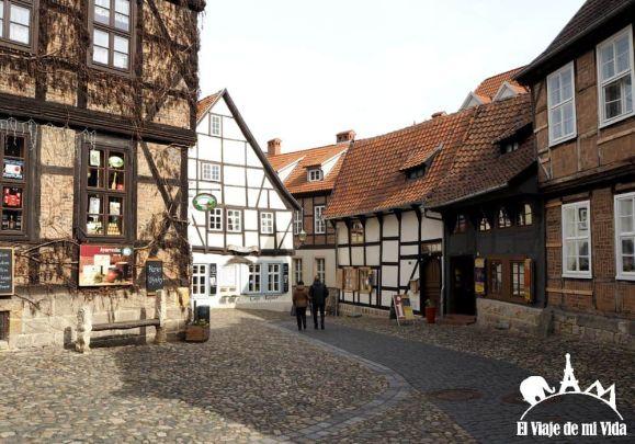 Ciudad vieja de Quedlinburg