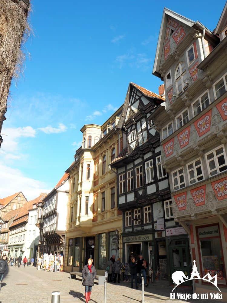 La ciudad nueva de Quedlinburg
