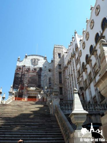 La Universidad de Guanajuato