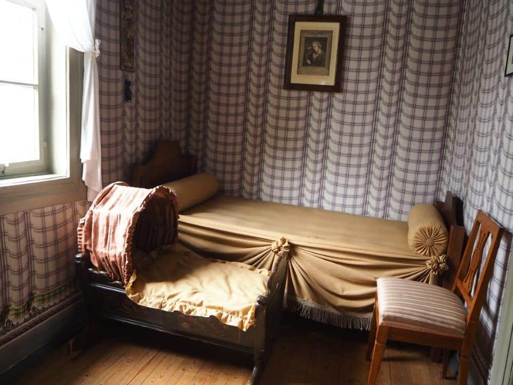 Estancias de la Casa de Schiller en Weimar