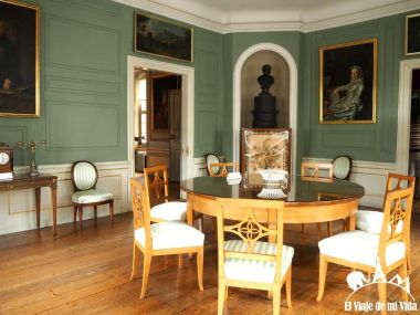 Salones del Palacio Wittum