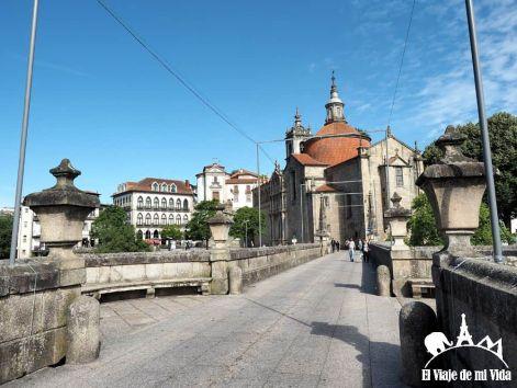 El Puente de San Gonzalo en Amarante