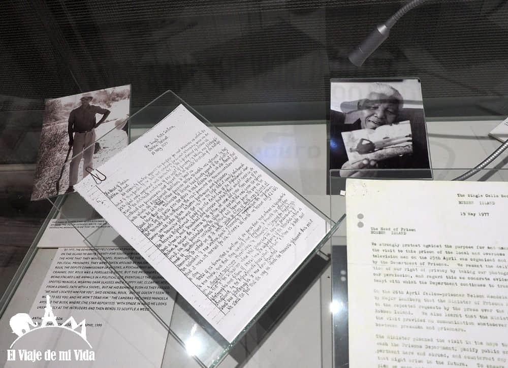 Cartas de Nelson Mandela