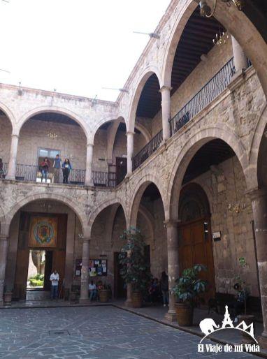 Centro Cultural de Morelia