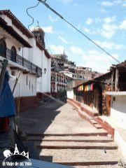 Las calles de Janitzio