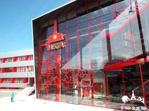 El Museo MEGA