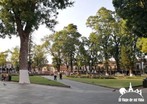 La Plaza Vasco de Gama