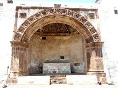 La capilla del Convento de Santa Ana