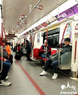 Metro de Toronto