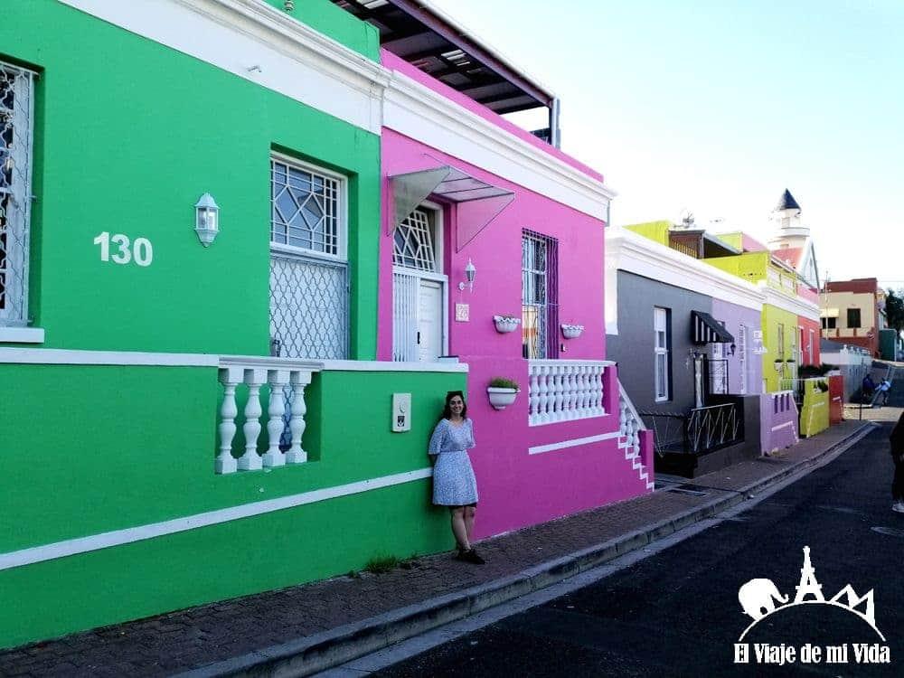 El barrio de Bo-Kaap