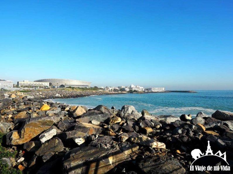 El Waterfront y el Estado de Ciudad del Cabo
