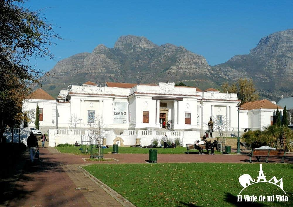 El Museo Sudafricano Iziko