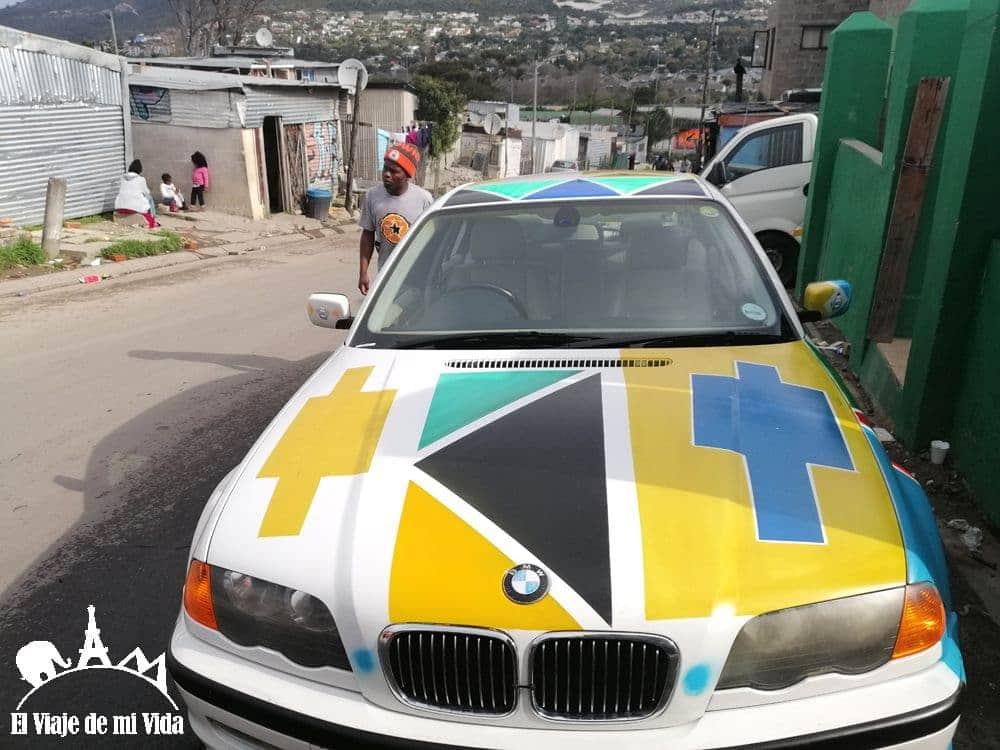 Tour en un Township de Ciudad del Cabo