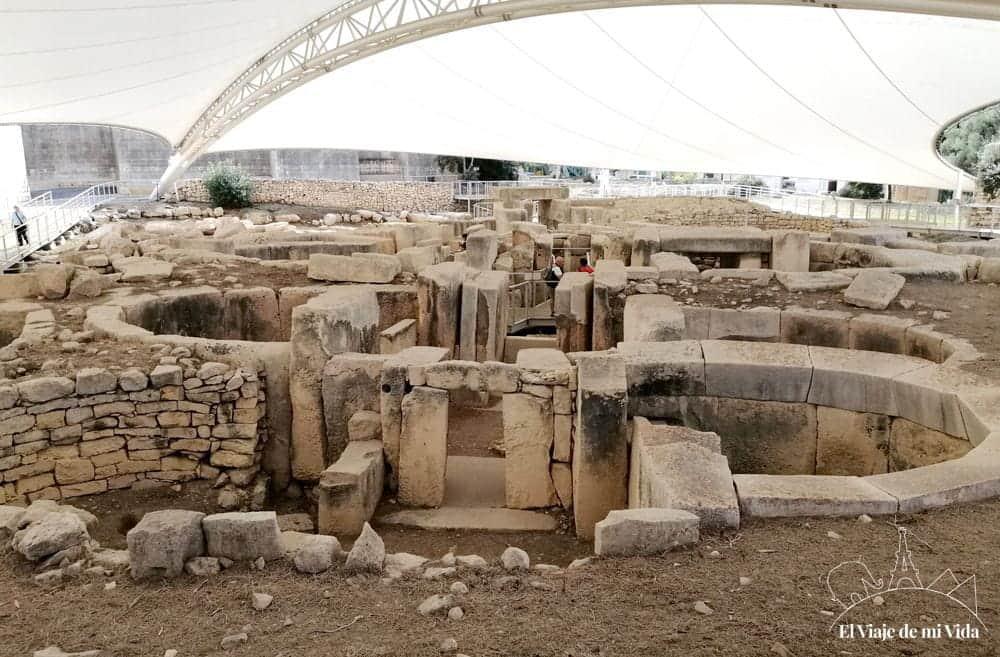 Templos Tarxien