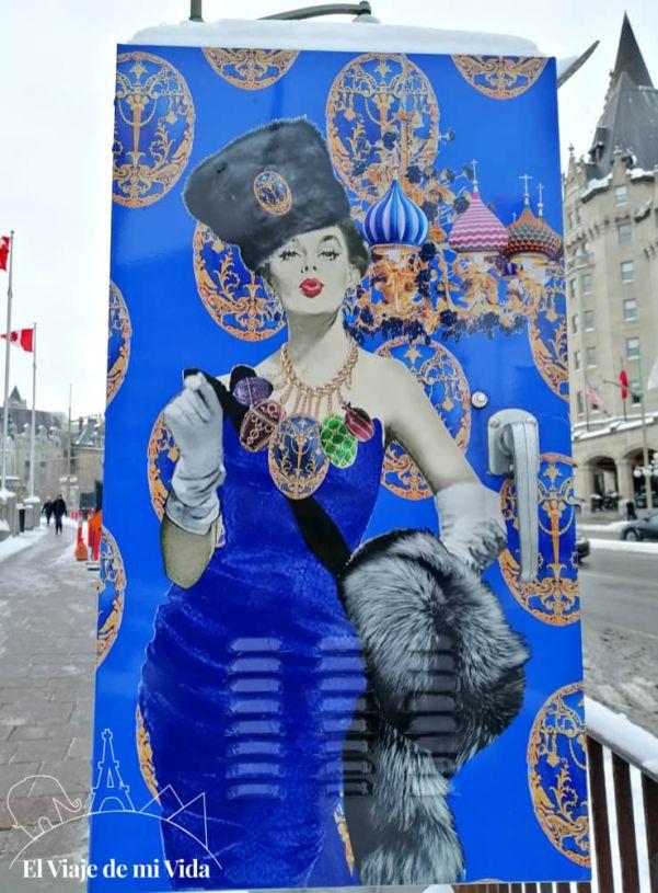 Street art en Ottawa