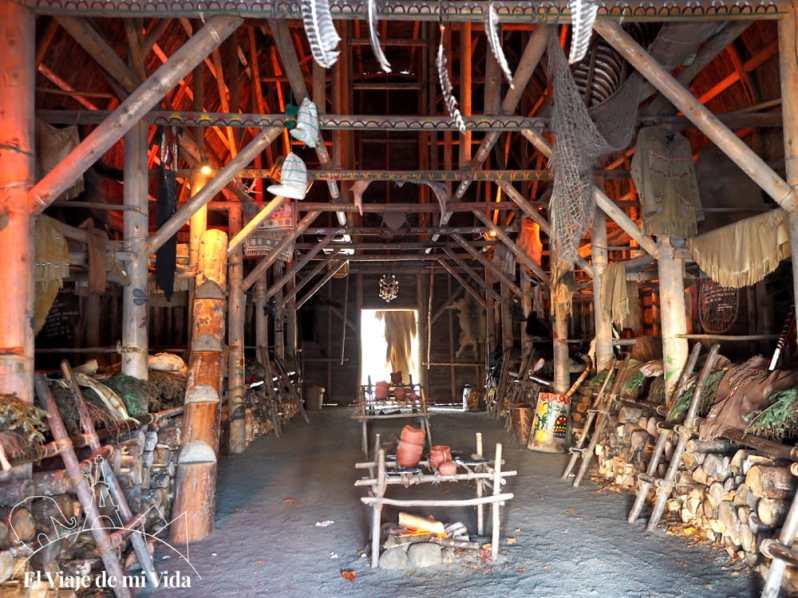 Sitio tradicional Huron Chetek8e