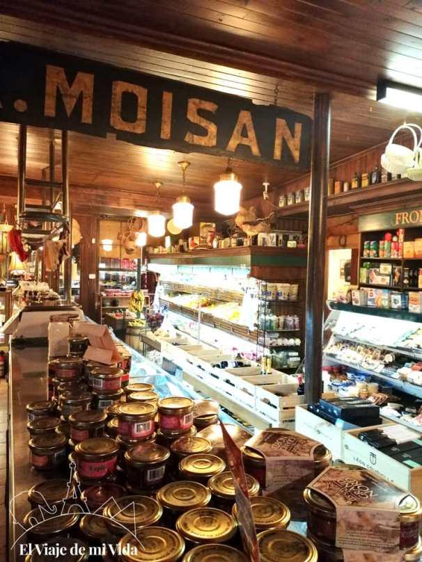 Épicerie Moisan